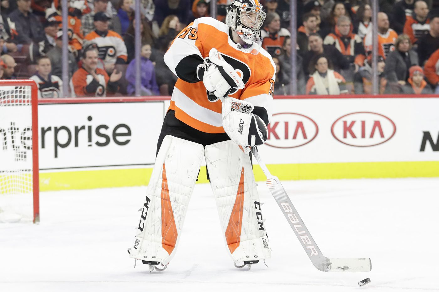 Carter Hart has made the Flyers better pretty much by himself | Mike Sielski