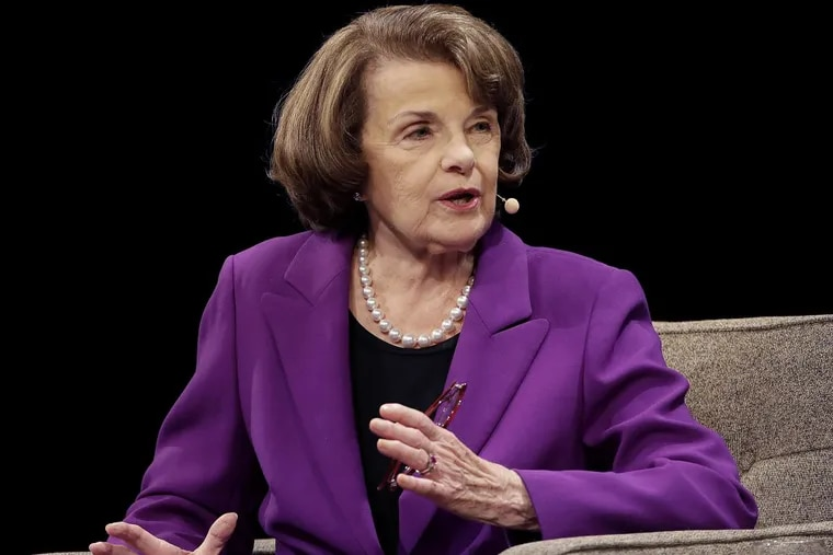 Sen. Dianne Feinstein (D., Calif.) called on the Senate Judiciary Committee to hold a hearing into the detention of Rosa Maria Hernandez, a 10-year-old girl with cerebral palsy.