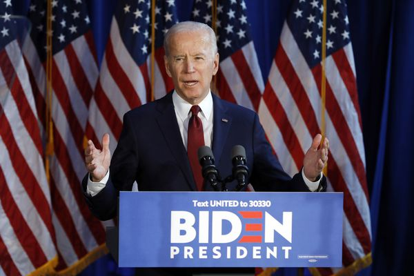 Joe Biden is flexing his foreign-policy muscles amid the Iran conflict. But rivals point to his Iraq War vote.