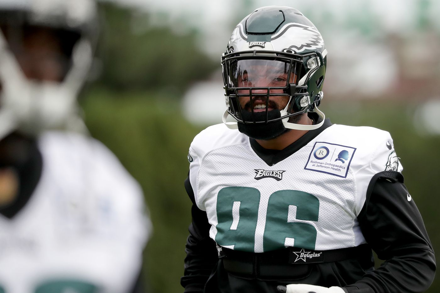 With Eagles DE Derek Barnett, it's OK to look on the bright side of the player he could be | Mike Sielski