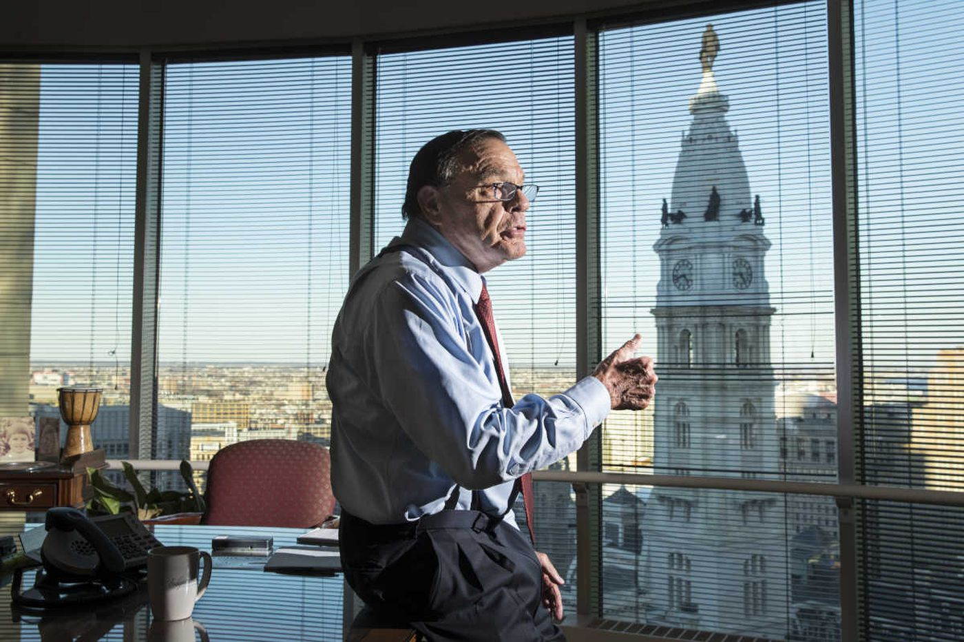 How 'Fluffy' the secretary became an owner of a $54 million Philly company