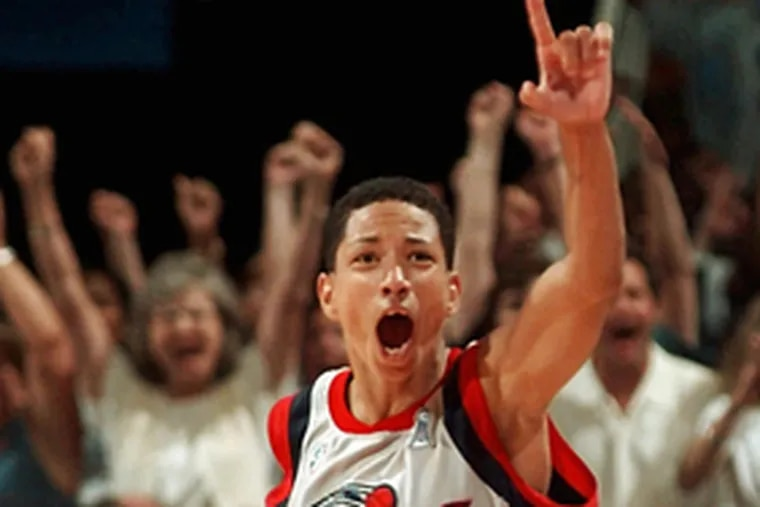 Kim Perrot was a star for Houston in the early years of the WNBA.