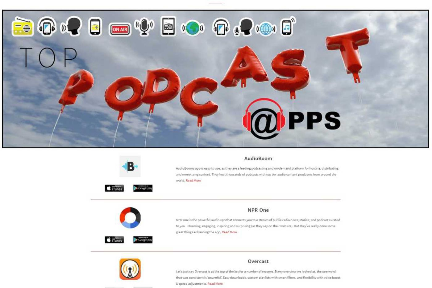 Tips on finding great podcasts, from 'Fresh Air' to TopPodCast.com