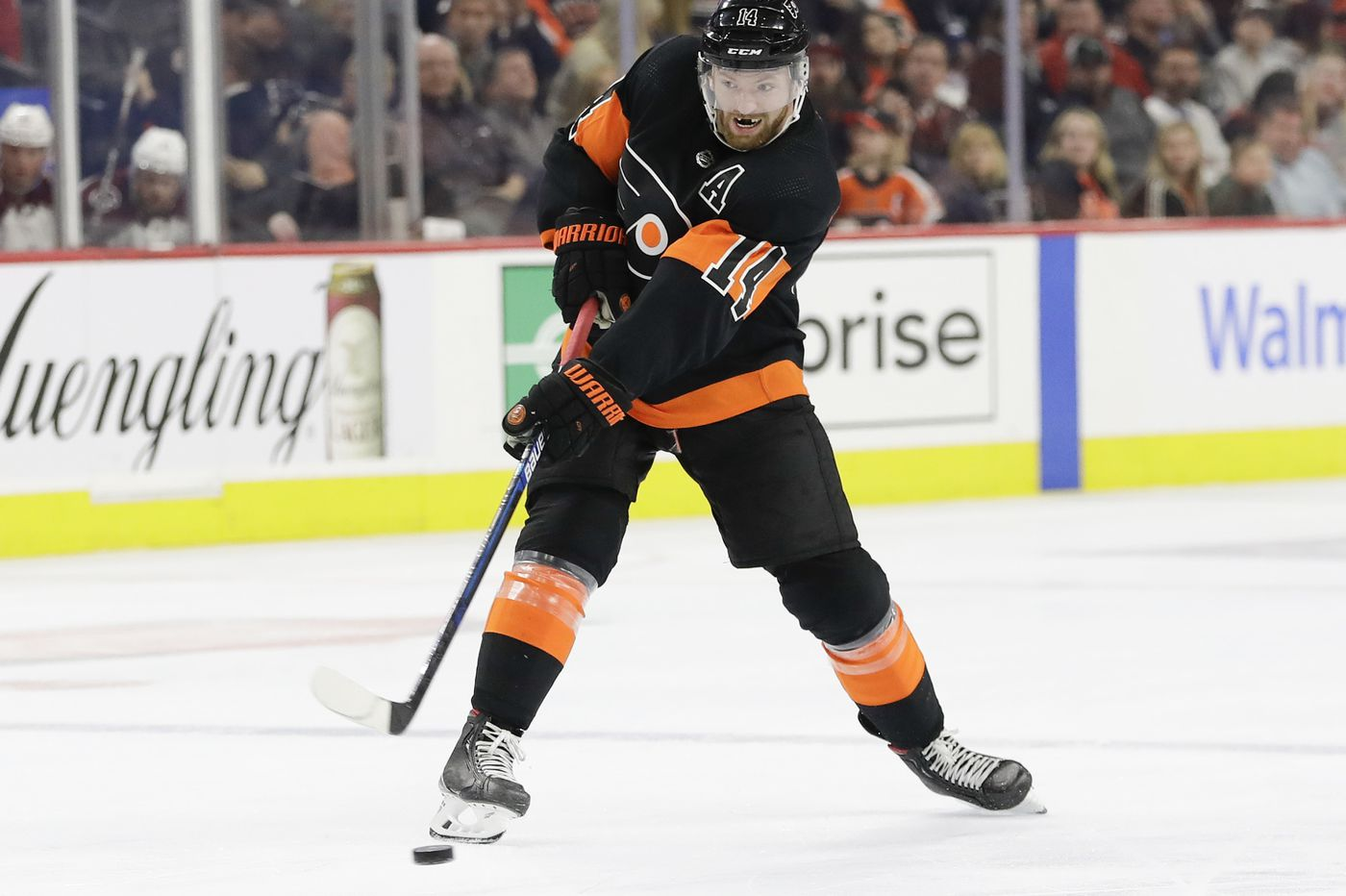 Sean Couturier's rise is the reason to think the Flyers can win the Stanley Cup | Mike Sielski