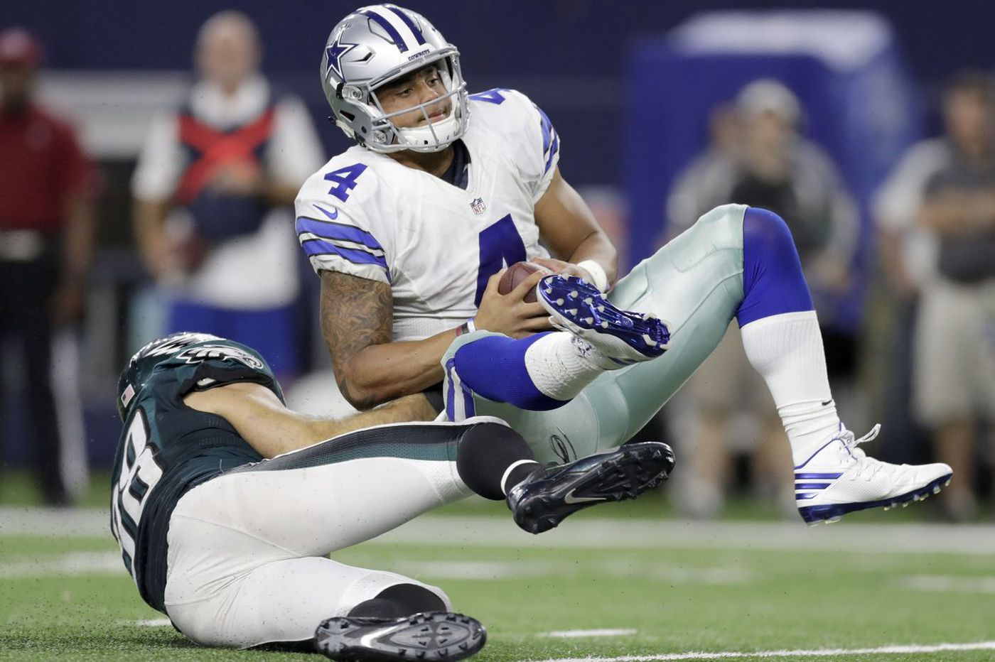 Eagles-Cowboys predictions for Sunday night's game