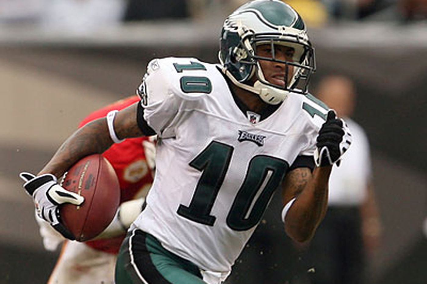 Eagles' DeSean Jackson: 'Everything will work out'