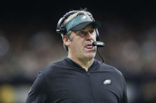 The Eagles' hard road following blowout loss to Saints in November helped shape the path to a playoff rematch   Bob Ford