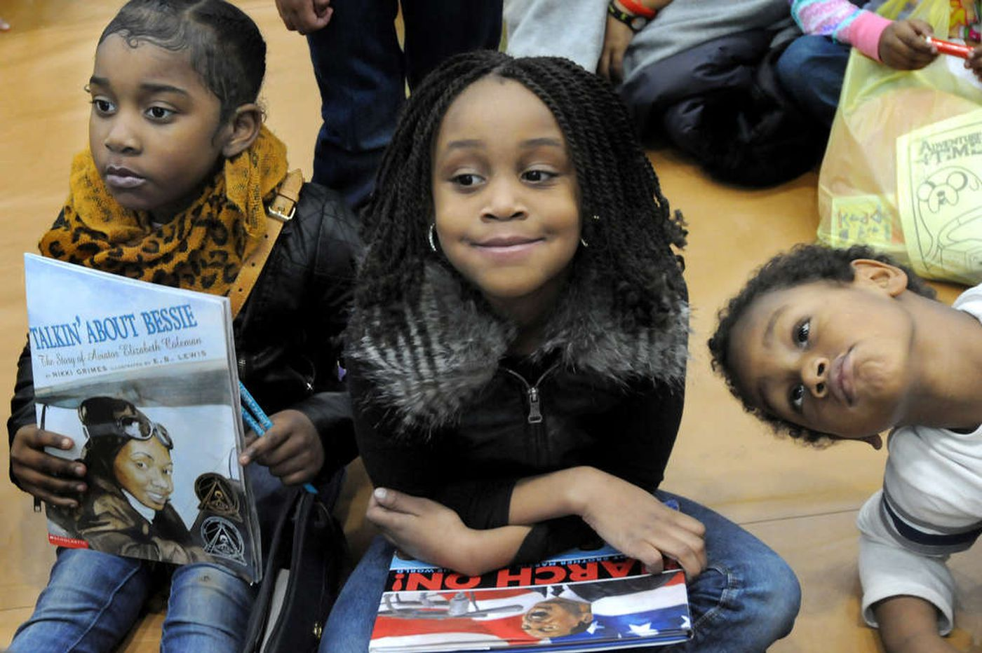 Find black children's books at this weekend's African American Children's Book Fair