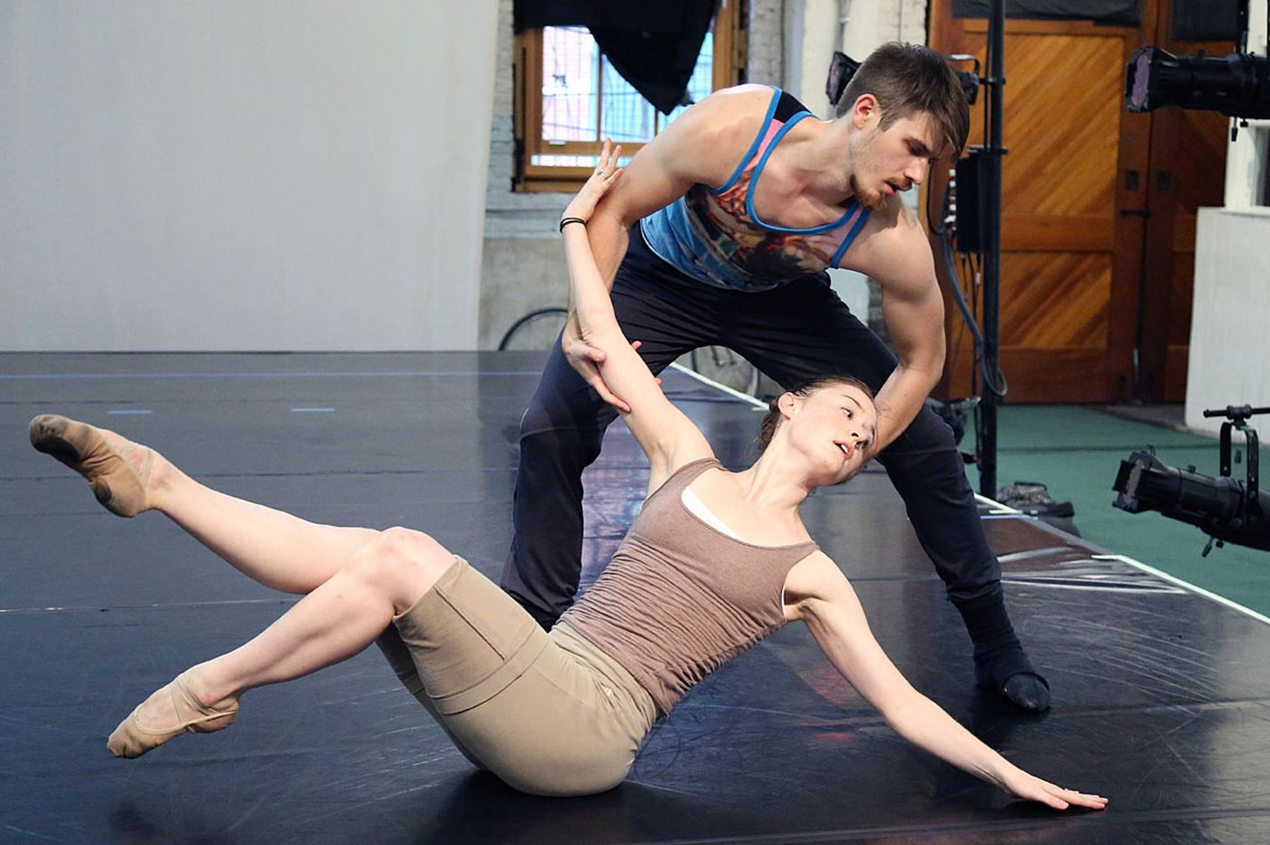 Returning to BalletX with ideas about nature and nurture