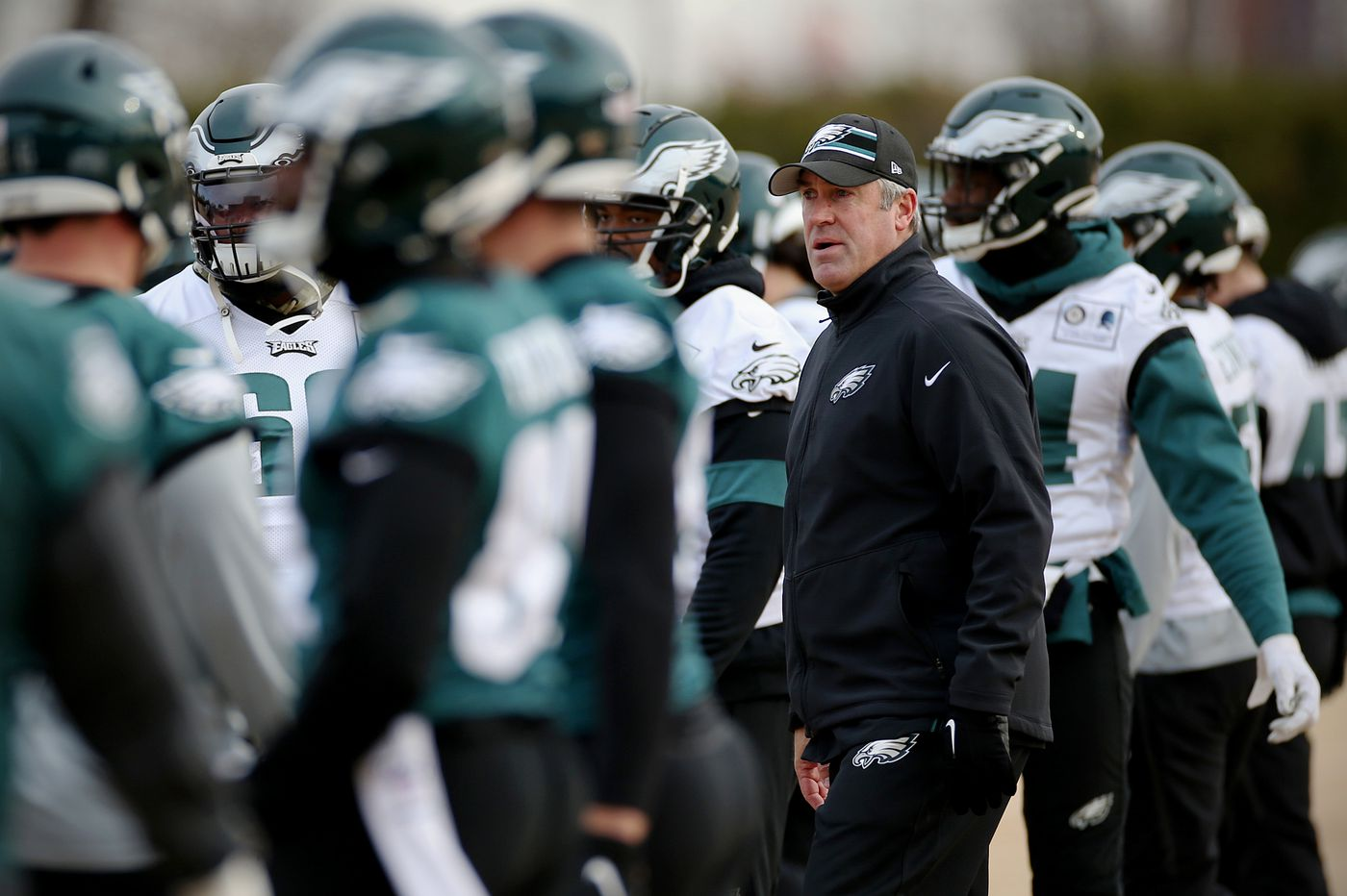 Eagles podcast: Key takeaways from Doug Pederson's Zoom call