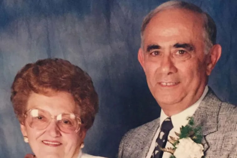 The Chiaccios, who grew up together, died just days apart.