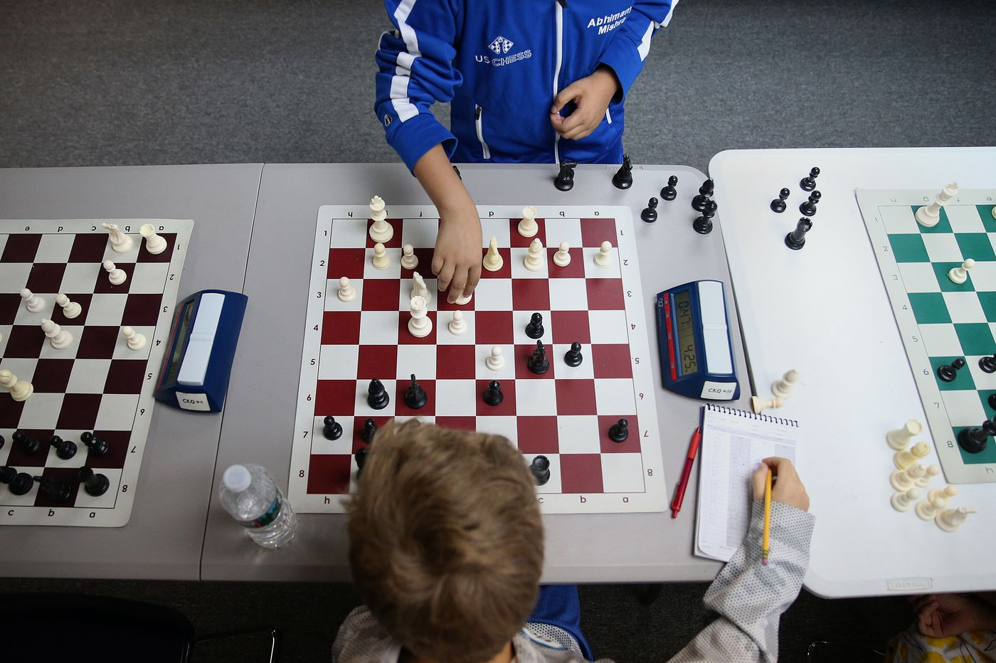 Checkmate! New Jersey boy knighted as youngest U.S. chess master