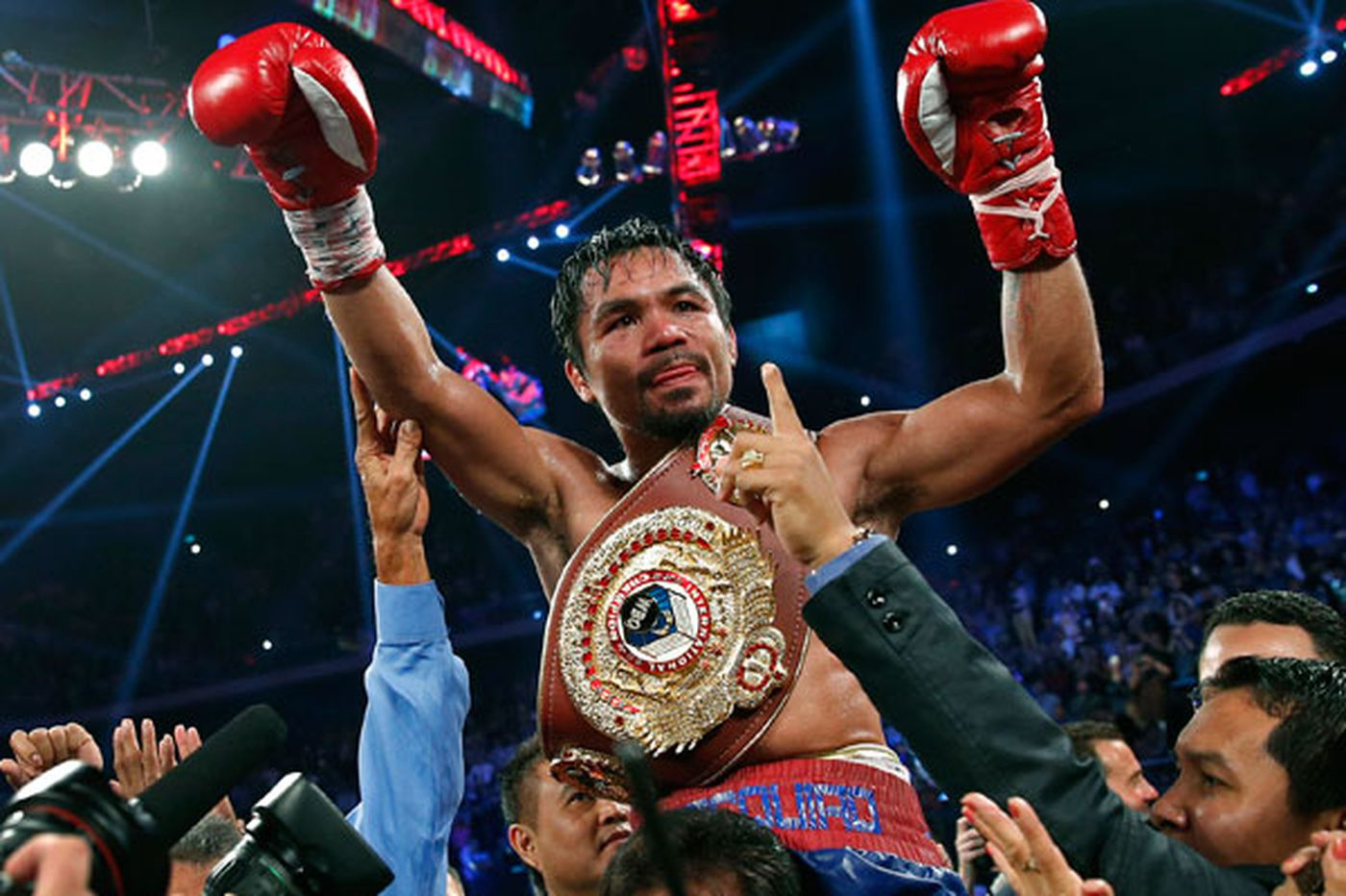 Report: Pacquiao taking a big hit by IRS