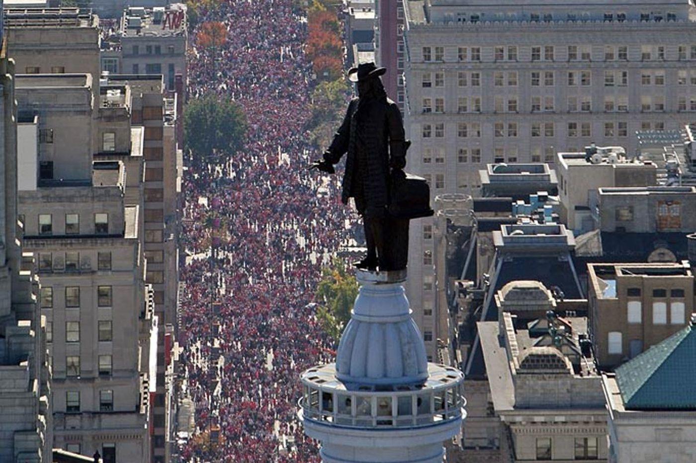 Eagles Super Bowl parade: Likely Thursday, Philadelphia mayor says