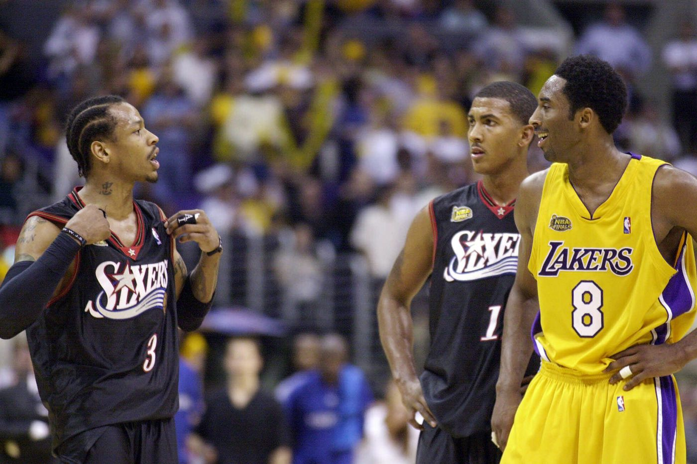 Allen Iverson pens tribute to Kobe Bryant, Earl Thomas reportedly 'not well-liked' by teammates, and more sports news