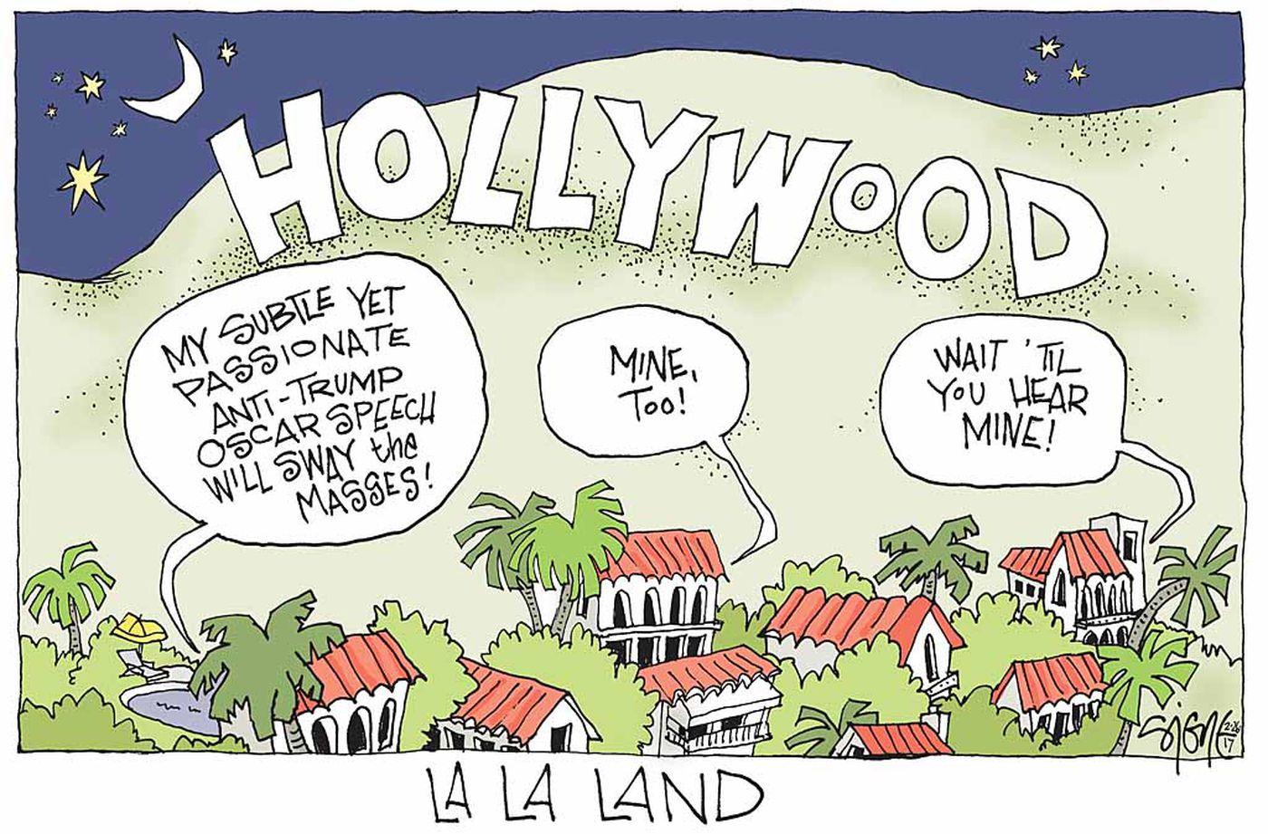Daily Signe Cartoon 02/26/17