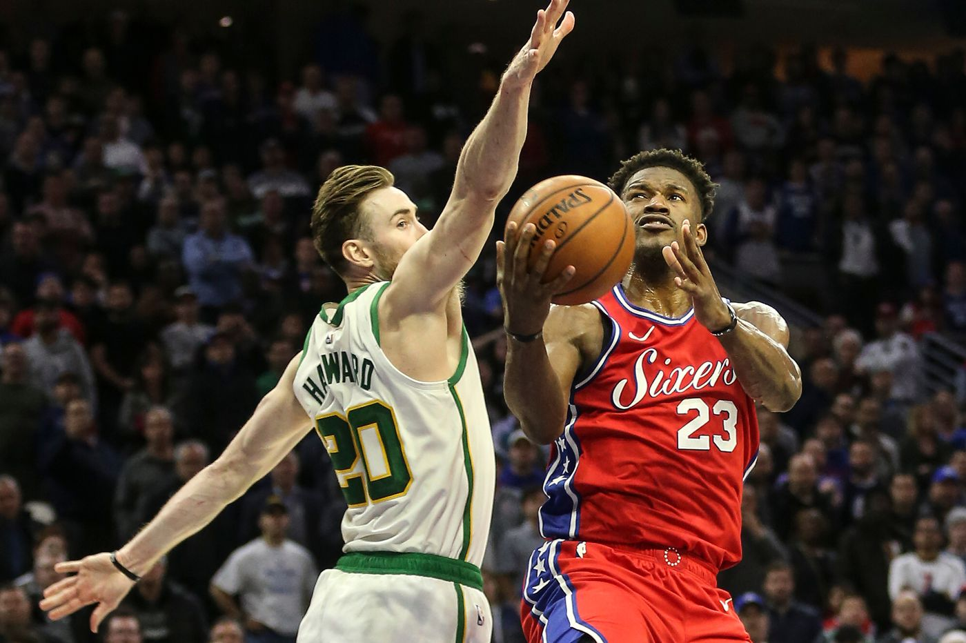 Sixers' depth against Celtics was lacking, but Jimmy Butler shows why the team needs him here | David Murphy
