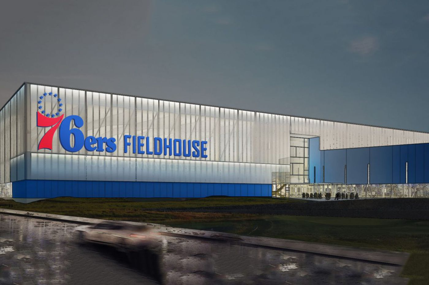 Sixers to build 140,000-square-foot complex in Wilmington