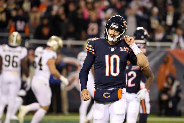 Trubisky or false: The Bears drafted the wrong quarterback | Bob Ford