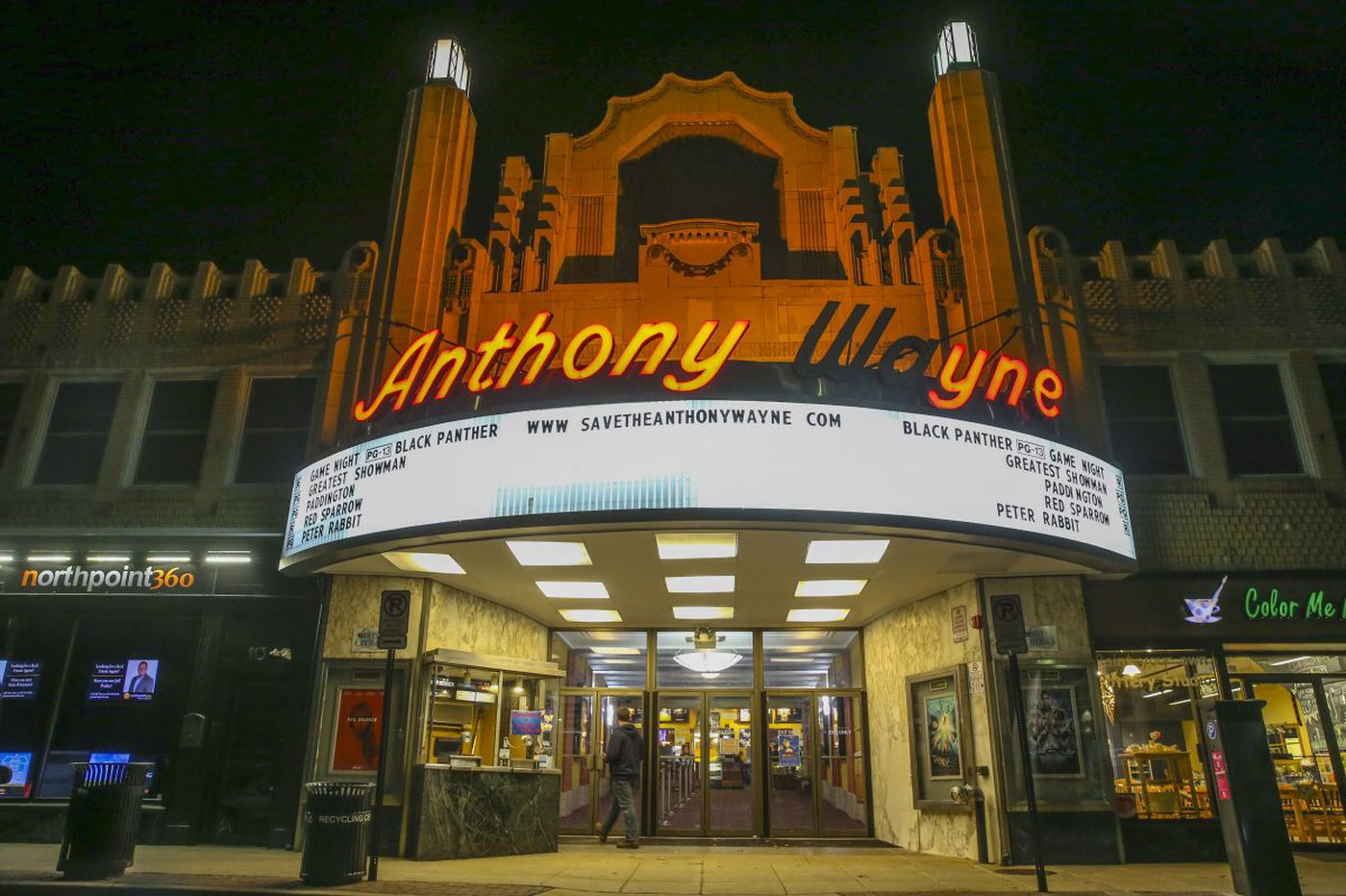 In the Netflix age, some small suburban theaters have found