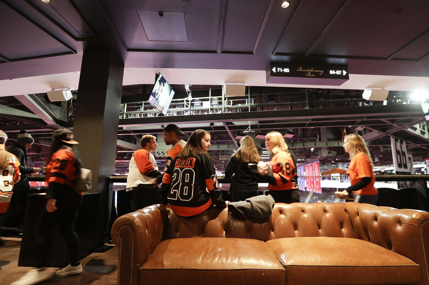Loyal fans are getting older, so Flyers are chasing millennials with rage rooms, cocktail bars and Gritty