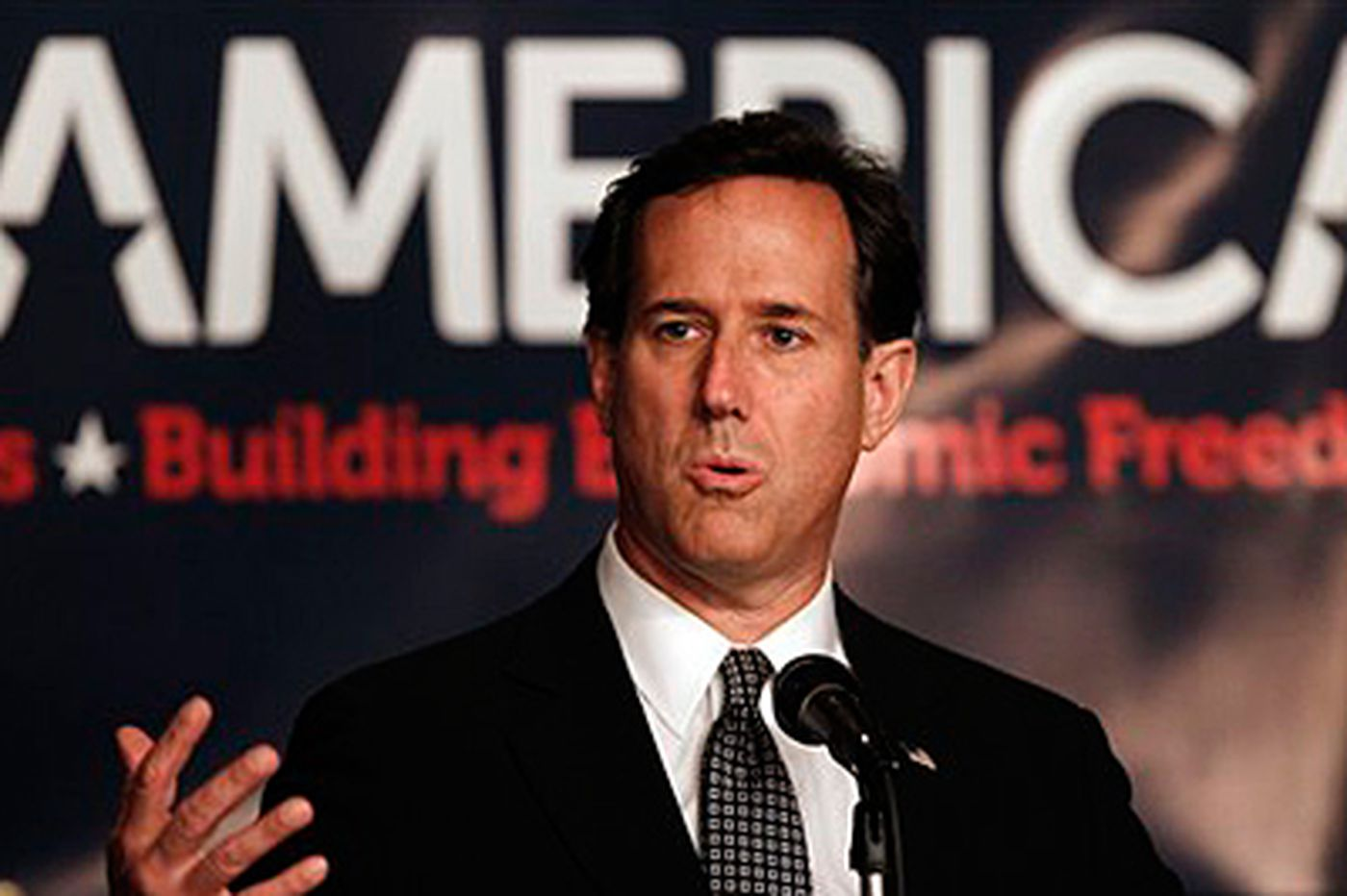 How would America change in a Santorum administration?