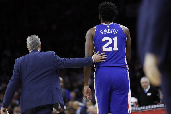 Sixers podcast: What does Joel Embiid's injury mean for Sixers? Who needs to step up?