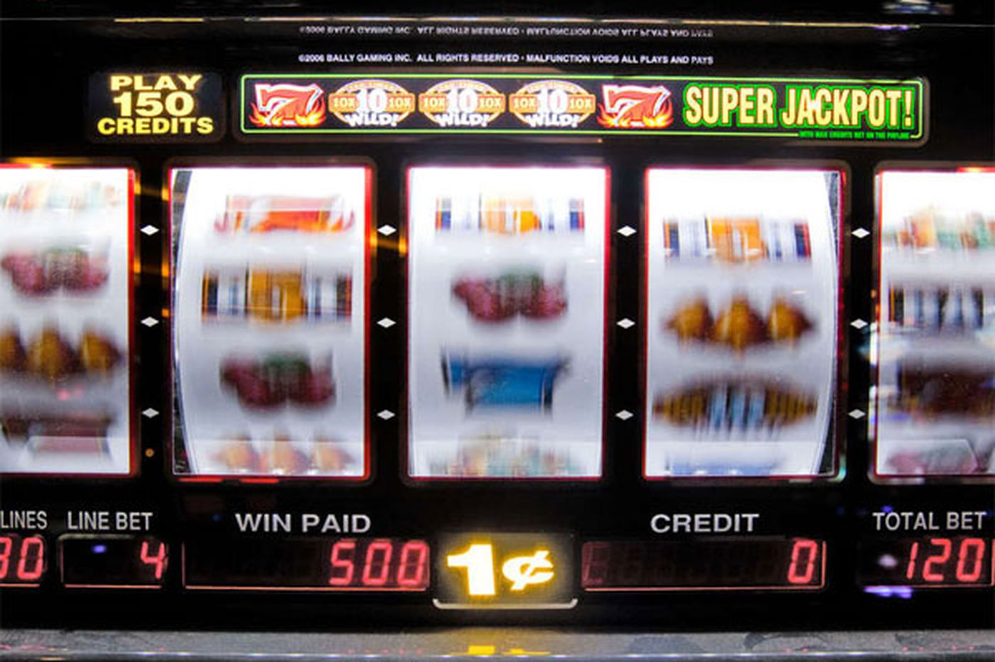 Pennsylvania fines two casinos over giving away too much complimentary slot play