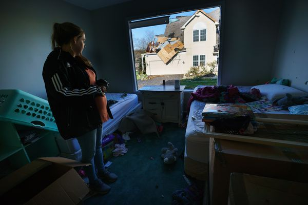 Tornado ravages Delco residents' homes: 'We just don't know what we're going to do'