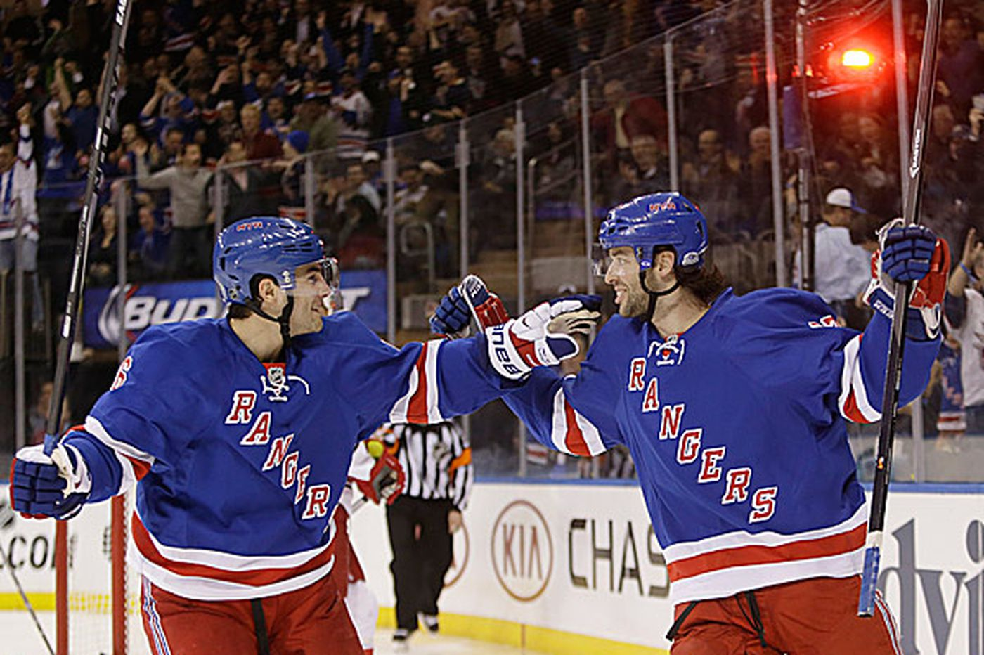 25 things about the New York Rangers