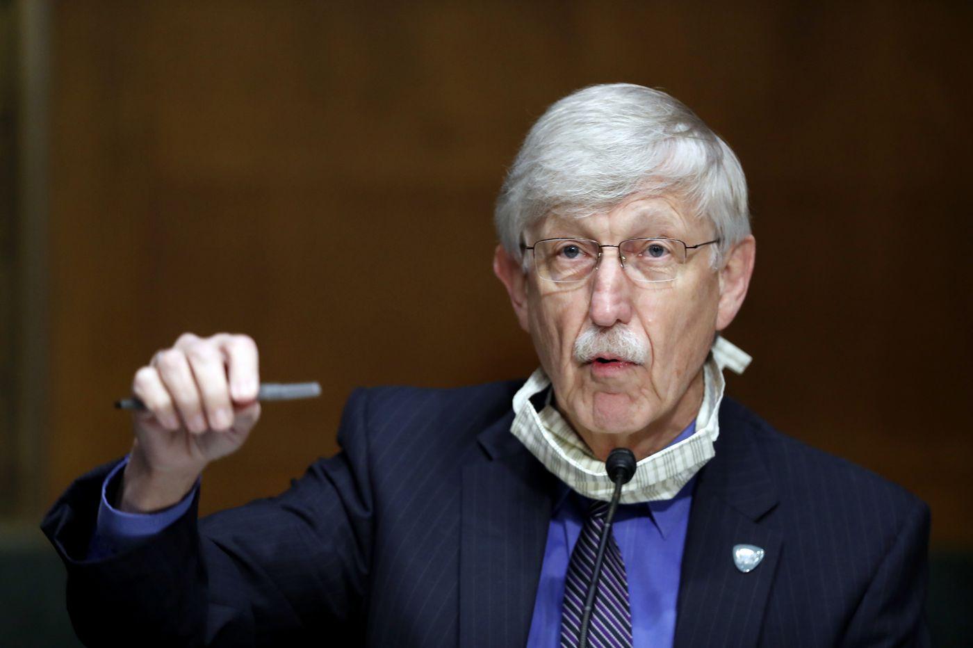 NIH head Francis Collins talks coronavirus, Anthony Fauci, and $1.3 million Templeton Prize