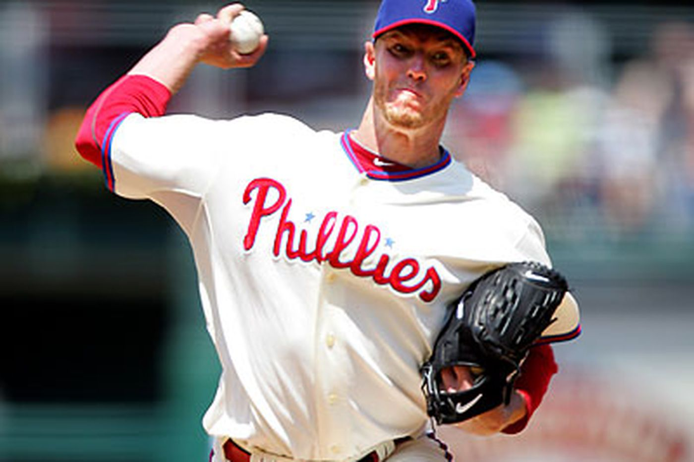 Phillies ace Halladay has another weapon this season