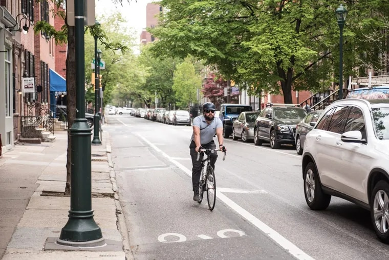 Biking is among the most efficient ways for many urban commuters to get to work.