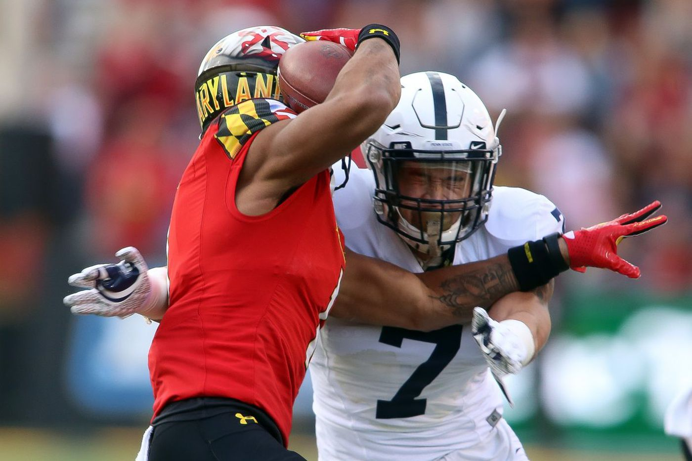 Koa Farmer ready for his turn on Penn State football team