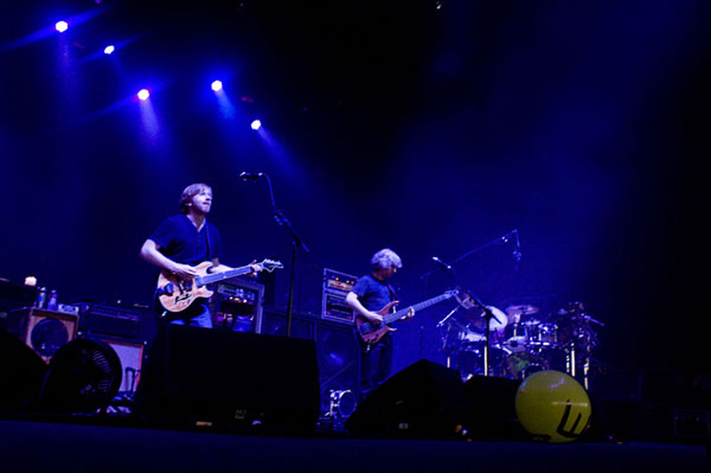 Phish set to play their smallest venue in two decades at the Met