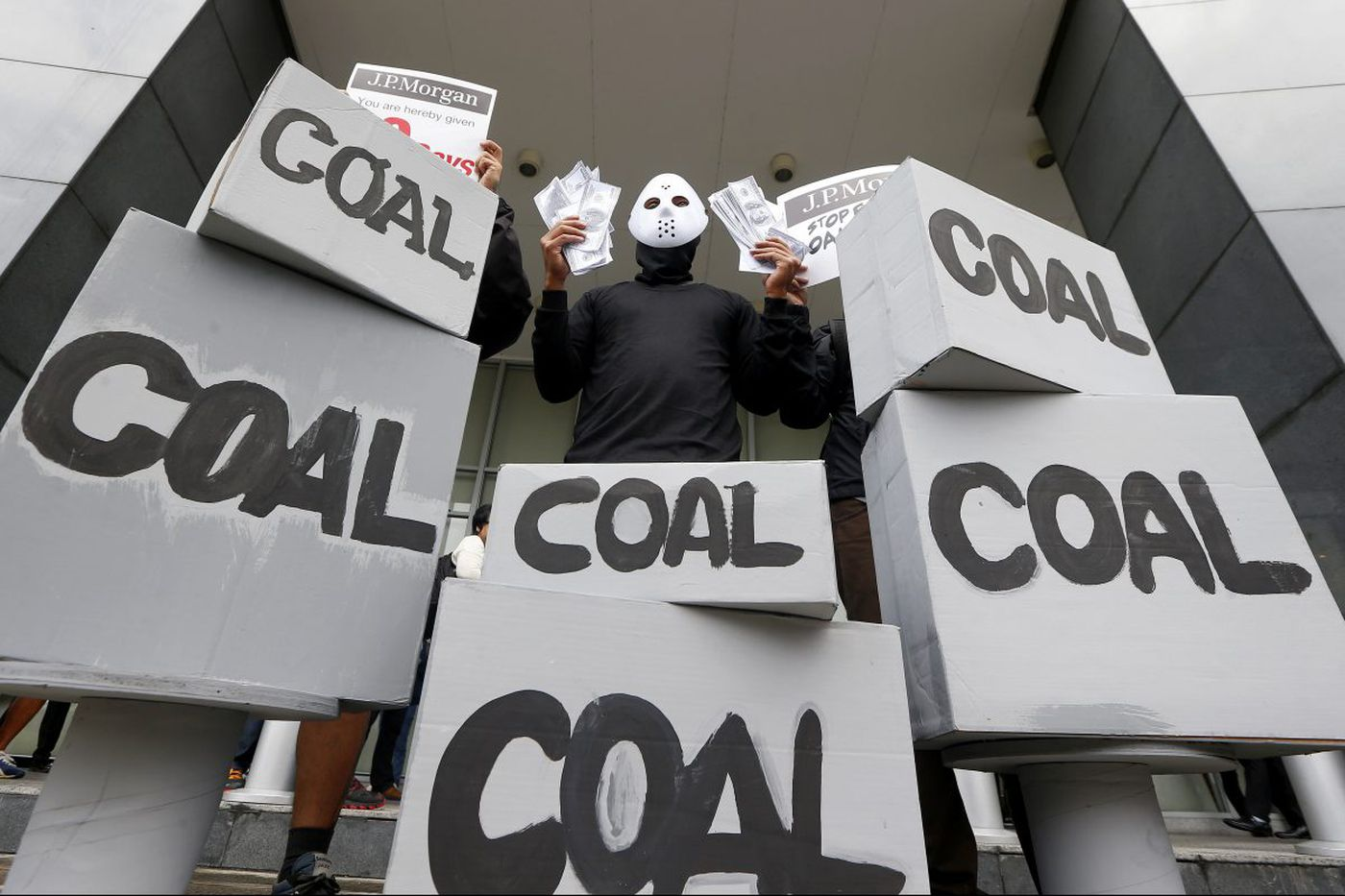 Impose carbon tax and let the market solve climate change