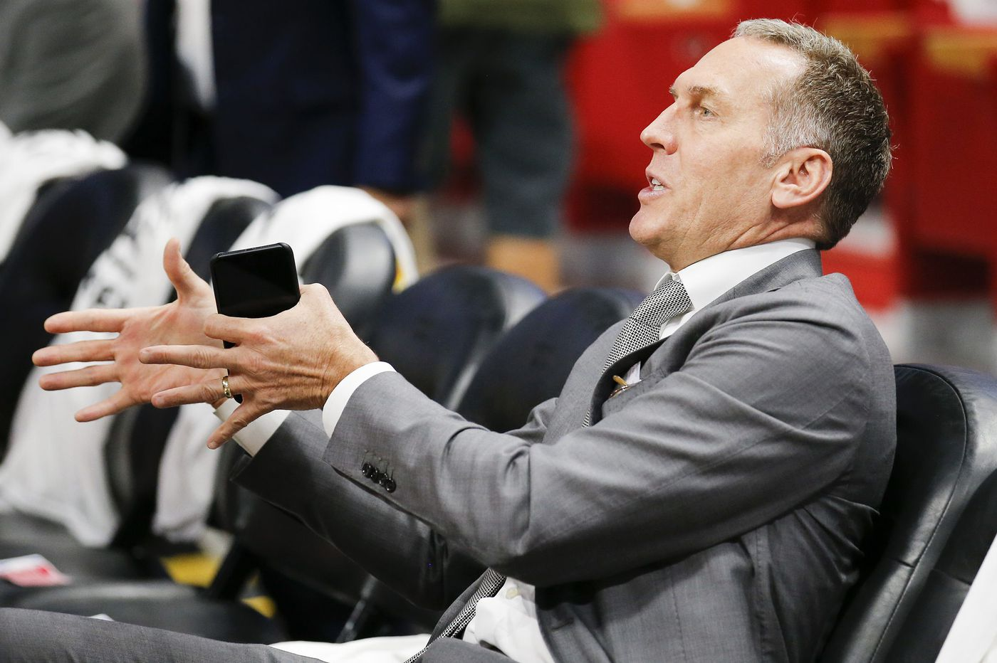 What they're saying about Bryan Colangelo's resignation: Sixers players and others react