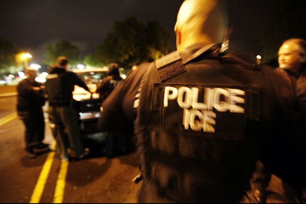 How immigration officers can get away with racial profiling