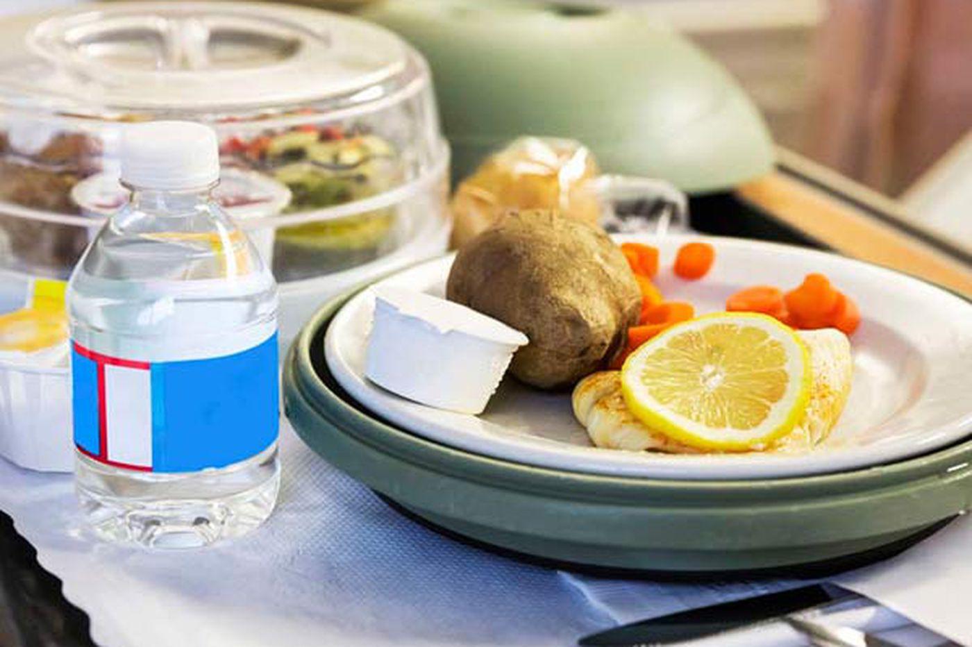 No joke: Hospital patients endangered by food, report finds