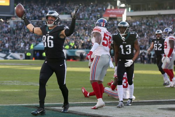 Giants are among the NFL's best in defending tight ends. Can the Eagles change that?