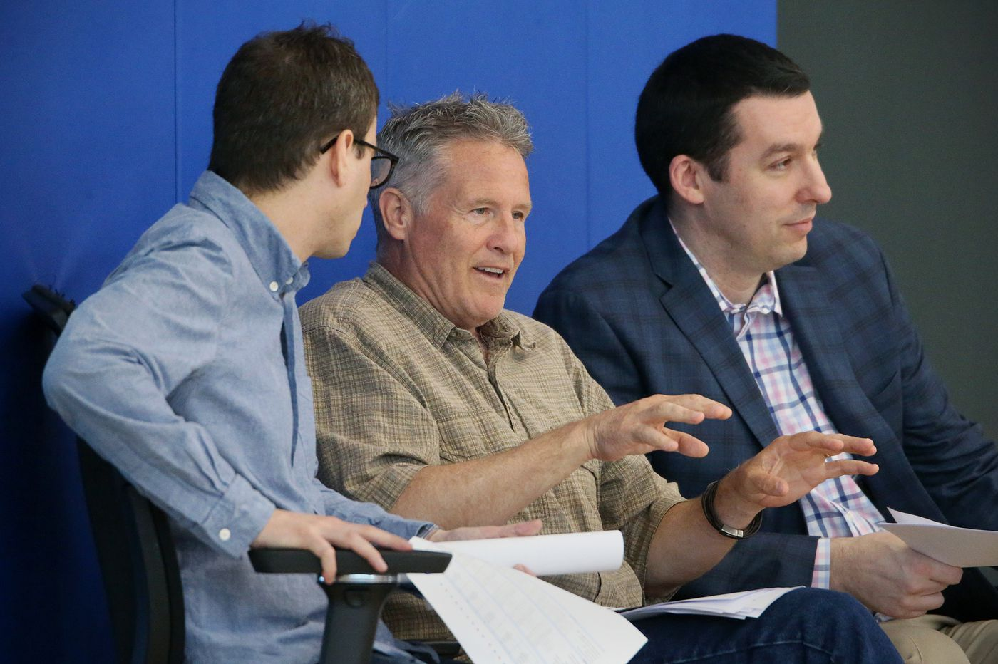 Sixers shake up scouting department by hiring one scout, parting ways with another