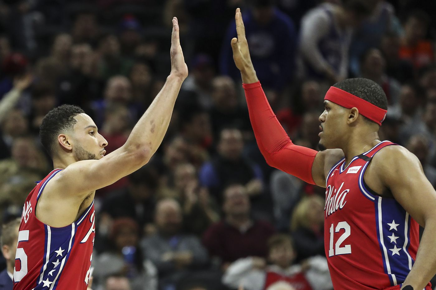 Sixers podcast: Tobias Harris, Ben Simmons have every right to speak their minds about social issues