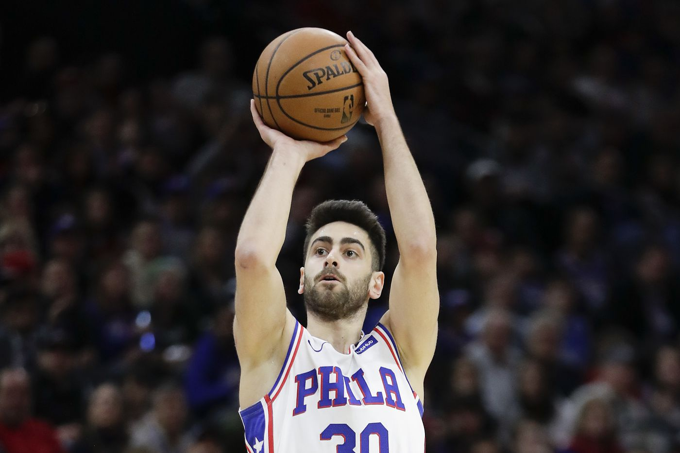 Like the Sixers, Furkan Korkmaz has been good in spurts since the NBA restart. He needs to be better.