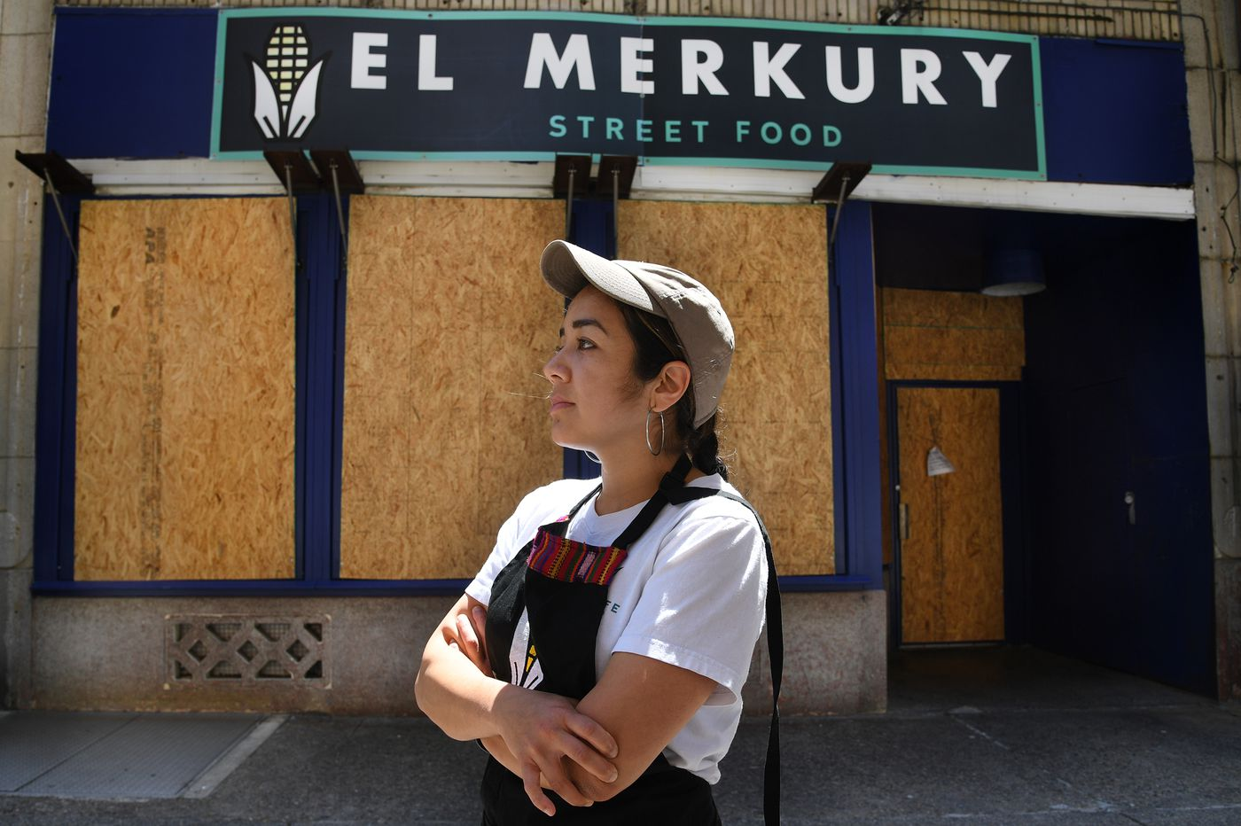 After the unrest, these restaurateurs rebuilt, and stand in solidarity