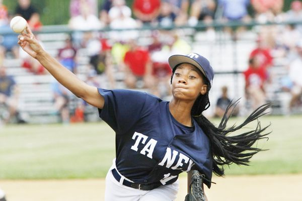 At 13, Mo'Ne Davis is ready for her moment in the spotlight