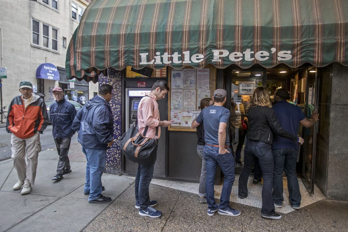 What's left of Little Pete's? Salvaging artifacts - and memories