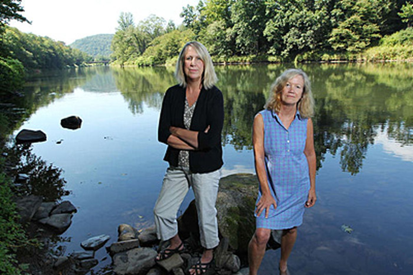 N.Y. to rule on fracking, which could affect the Delaware River Water Basin