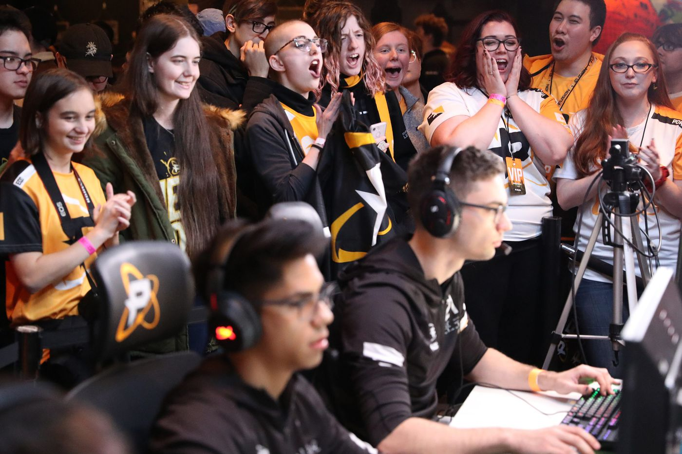 Philadelphia Fusion makes its Philly Overwatch debut in Center City