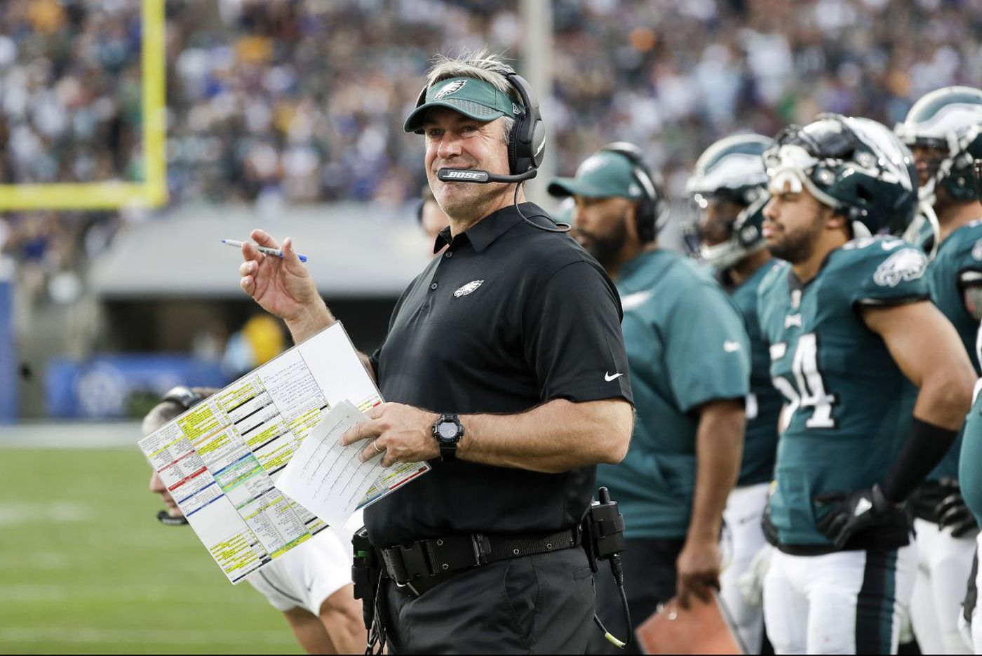 Eagles' Doug Pederson should be Coach of the Year | Marcus Hayes