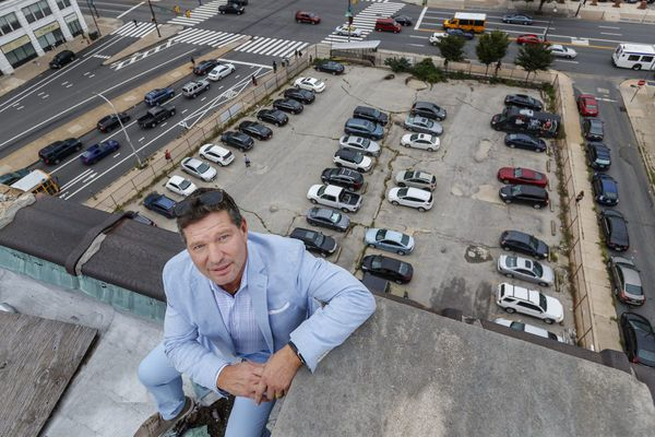 Skyscraper, not strip mall, now planned on North Broad Street, courtesy of Trump tax break